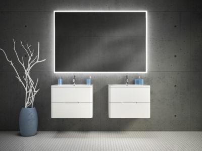 Fleurco mirror