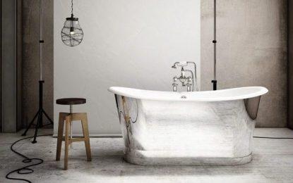 Slik Mirror Tub