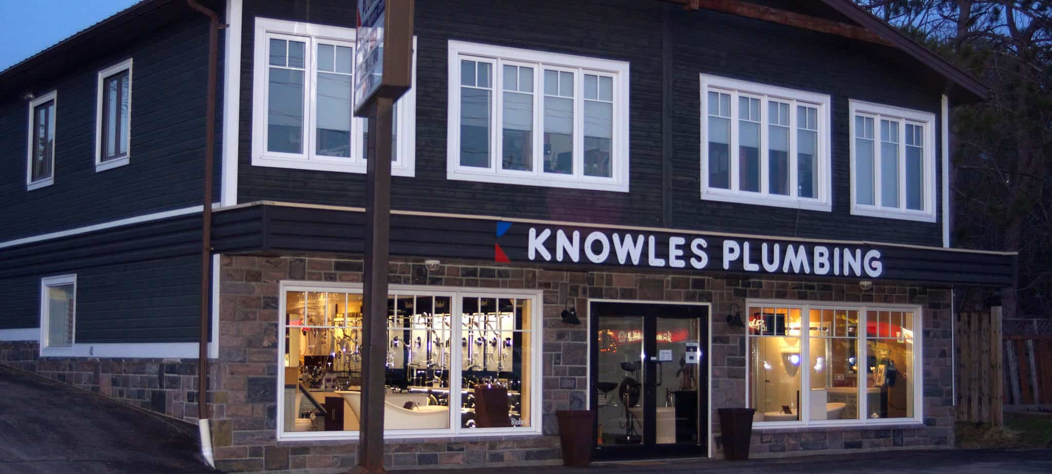 Knowles Plumbing Showroom
